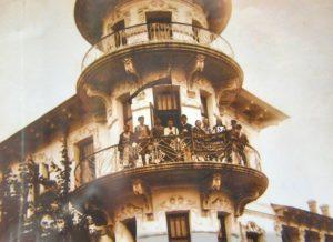 Башня Дома Дембицкого. 1919 или 1920 г.г.