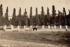 Каменец-Подольский. Губернская земская больница. Начало прошлого века