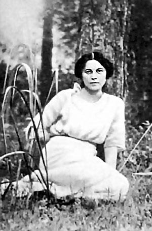 Татьяна Николаевна Лаппа (Кисельгоф)-жена от Б-га