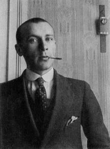 Михаил Булгаков.1910-е