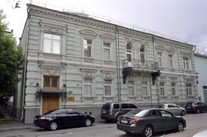 Москва. Скатертный переулок, дом 25