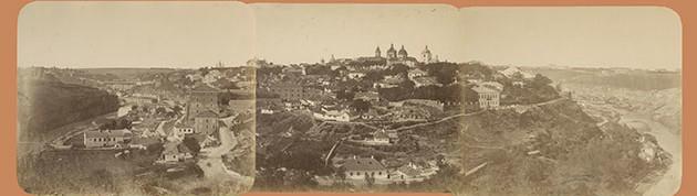 М. Грейм Панорама Каменца с севера
