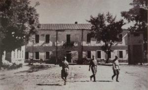 Каменец-Подольский. Здание духовной семинарии. 1944 год