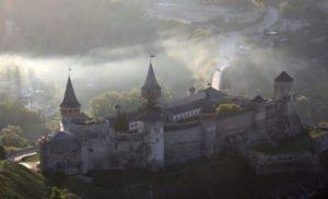 Над Старым замком