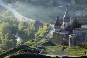 Над Новым замком
