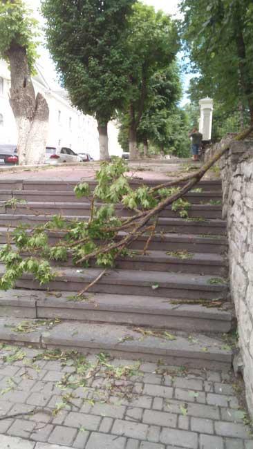 27.06.2017 года. Улица Шевченка