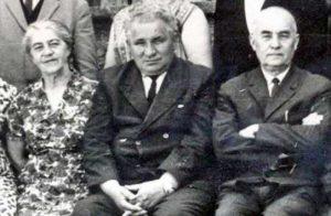 На фото в центре Г. А. Тонкочеев