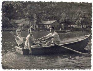 На реке Смотрич