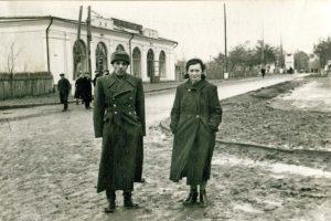 Каменец-Подольский. Московская улица. Конец 50-х прошлого века. Фото из личного архива А. Пастушкова