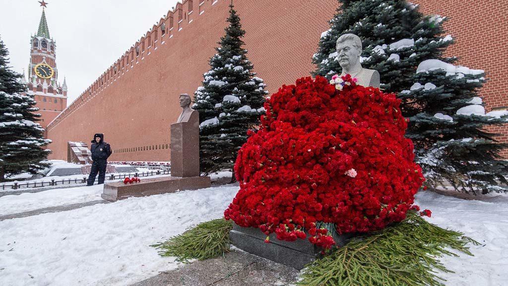 Москва. Красная площадь. У Кремлёвской стены. 21 декабря 2018 года