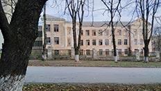 Здание бывшего хирургического корпуса городской больницы