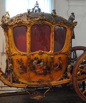 Золотая карета, или османы в Каменец-Подольском
