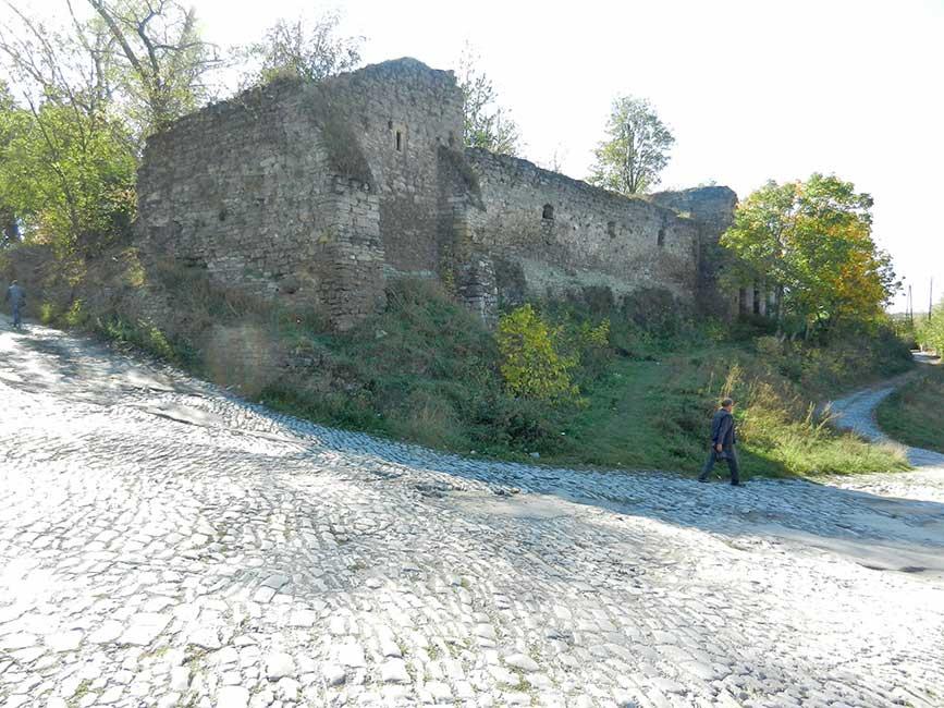 Каменец-Подольский. Турецкий бастион. Фото Д. Ройзена. 2012 год