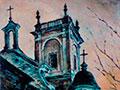 Виктор Закриничный: живопись, графика