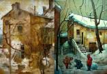 Зимовий етюд & Зимові канікули