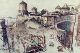 С. Грузберг. Старая крепость