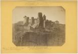 K. Mirecki. Zamek kamieniecki (przy zachodzie słońca). Холст, масло. Фото  М. Грейма